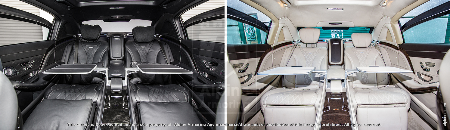 Alpine Armorings Armored Range Rover Autobiography LWB